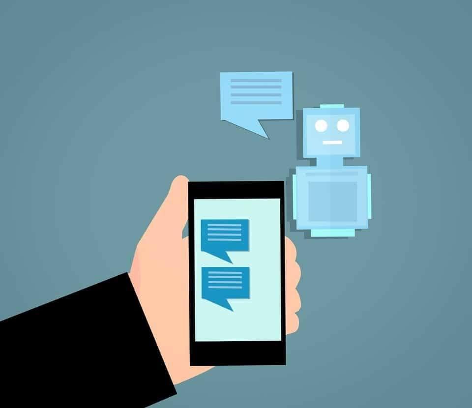 de belangrijkste e-commerce trends voor 2020 chatbot