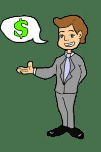 sales pitch