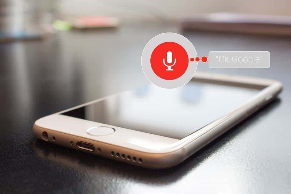 Wat is voice search