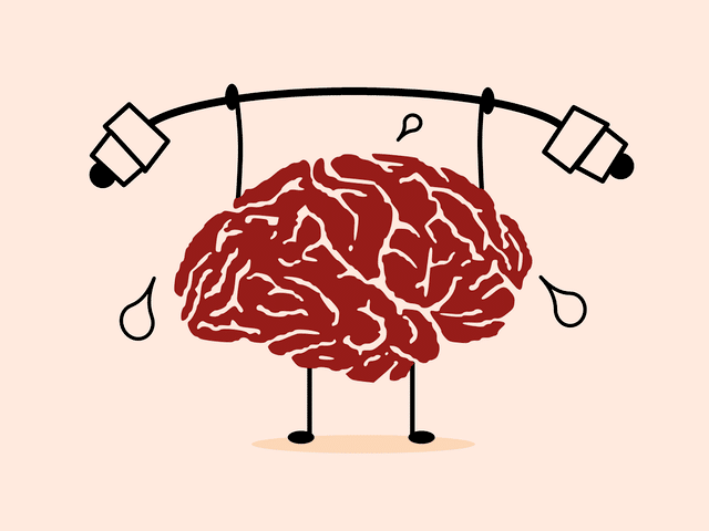 ''Exercise your brain''