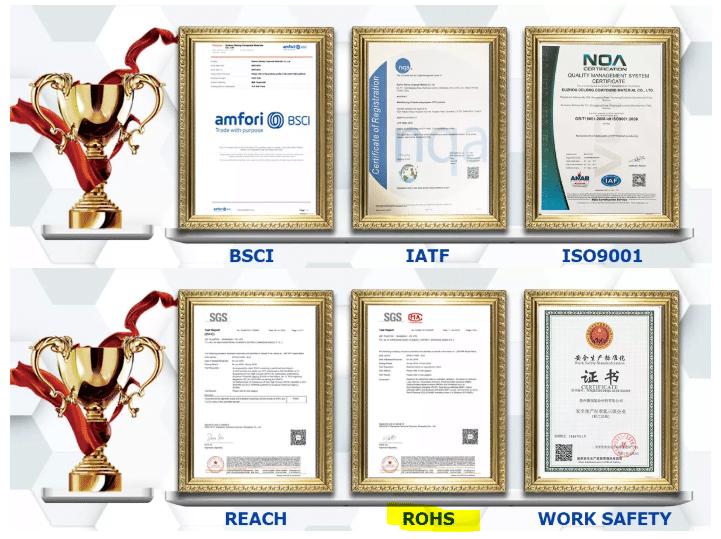 alibaba leverancier certificaten