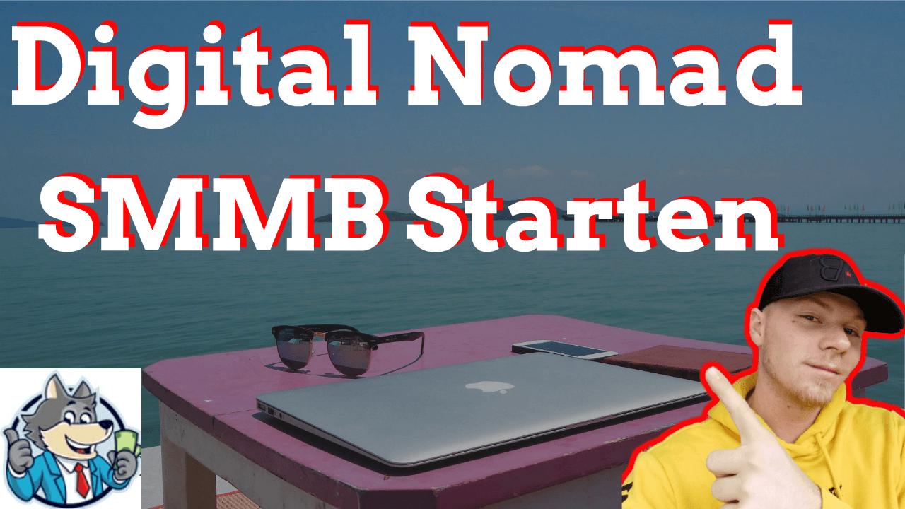 digital nomad smmb starten