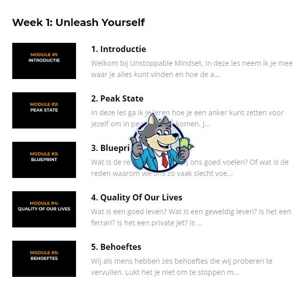 unstoppable-mindset-week-1