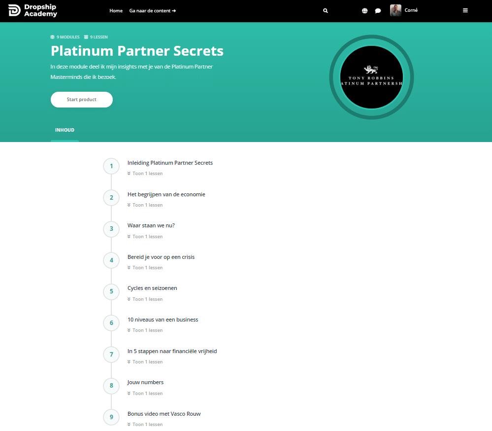 dropship-academy-platinum-partners-module