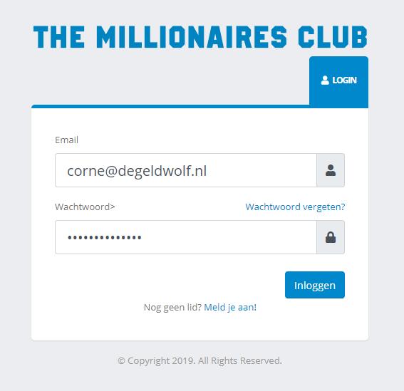 the-millionairs-club-inloggen
