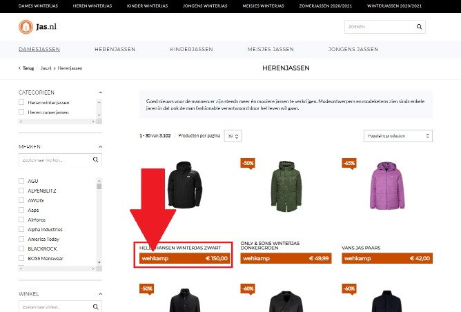 affiliate-marketing-website-voorbeeld-5-jas.nl.PNG