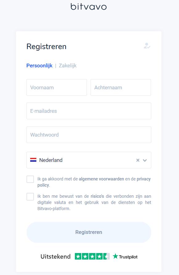 bitvavo-account-aanmaken2