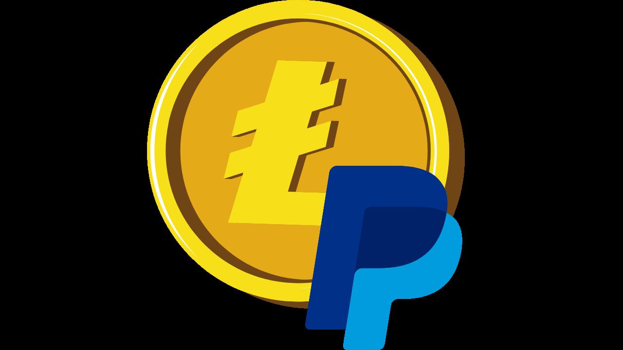 litecoin-paypal
